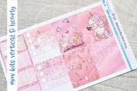Unicorn tea time Foxy weekly kit