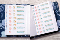 Tiny sticker book - Bujo - VOL2