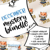 December Mystery Bundle - TN, EC, Mini HP, Personal, Hobonichi