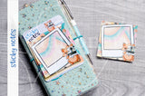 Foxy's instant memories sticky notes pad