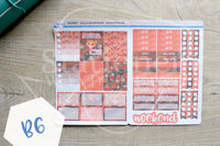 Foxy in Wonderland Queen of Hearts weekly kit