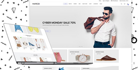 Marco Fashion - Premium Shopify theme for Fashion store