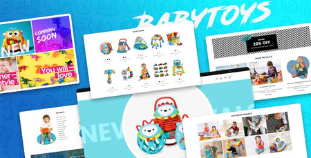 Marco Toys - Premium Shopify theme for kid toy stores
