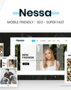 Nessa – Sections Shopify Theme For European Fashion Clothing & Trends 2018