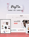 Payna – Online Pet Store Shopify Theme With Sections Drag & Drop New 2018