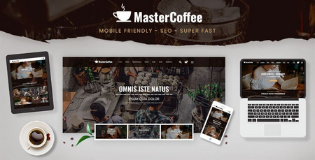 Coffee House - Coffee Store Shopify Theme - Great Solution For Business