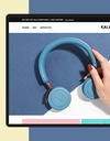 KalaElectronic - Free Shopify theme for electronic stores
