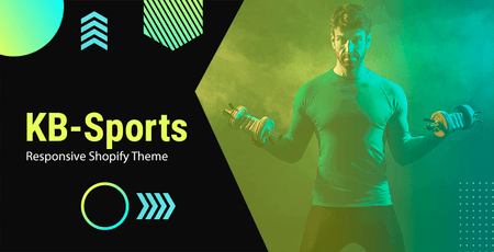 KBSports - Shopify sectioned theme