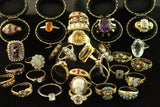 The Antique Ring Shop selection