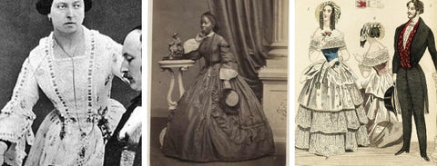 Victorian fashion and jewelry
