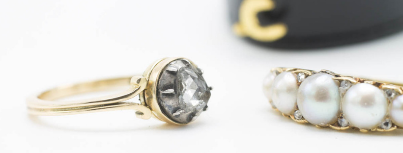 Engagement Rings antique & vintage amsterdam