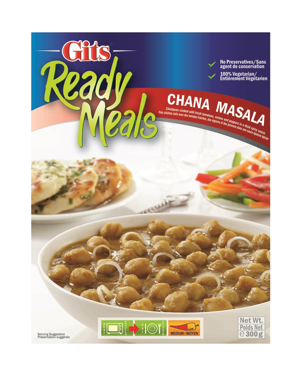 Indian Grocery eStore - Express Cart - Gits Chana Masala