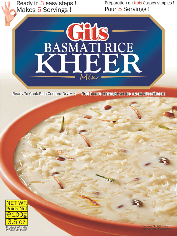 Indian Grocery eStore - Express Cart - Gits Kheer