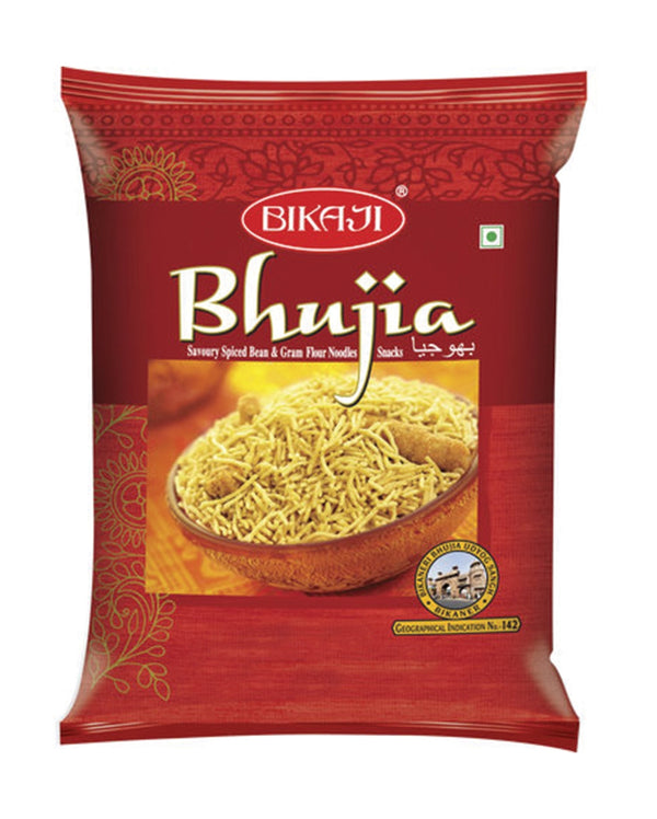 Indian Grocery eStore - Express Cart - Snacks - Bikaji Bhujia