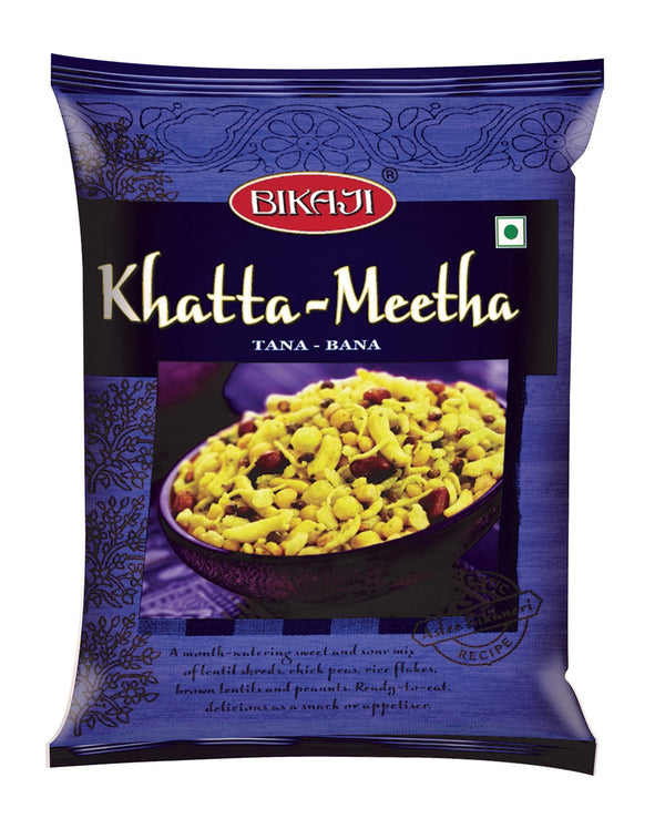 Indian Grocery eStore - Express Cart - Snacks - Bikaji Khatta Meetha