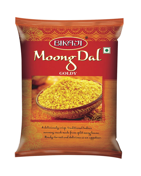 Indian Grocery eStore - Express Cart - Snacks - Bikaji Moong Dal