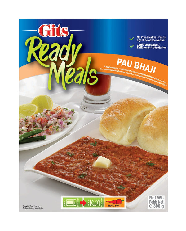 Indian Grocery eStore - Express Cart - Gits Pav Bhaji