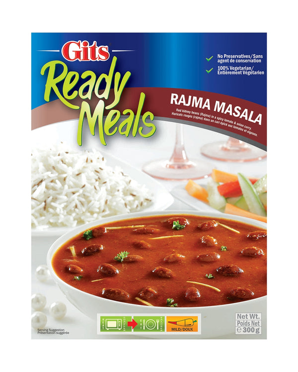 Indian Grocery eStore - Express Cart - Gits Rajma Masala