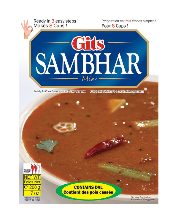 Indian Grocery eStore - Express Cart - Gits Sambhar
