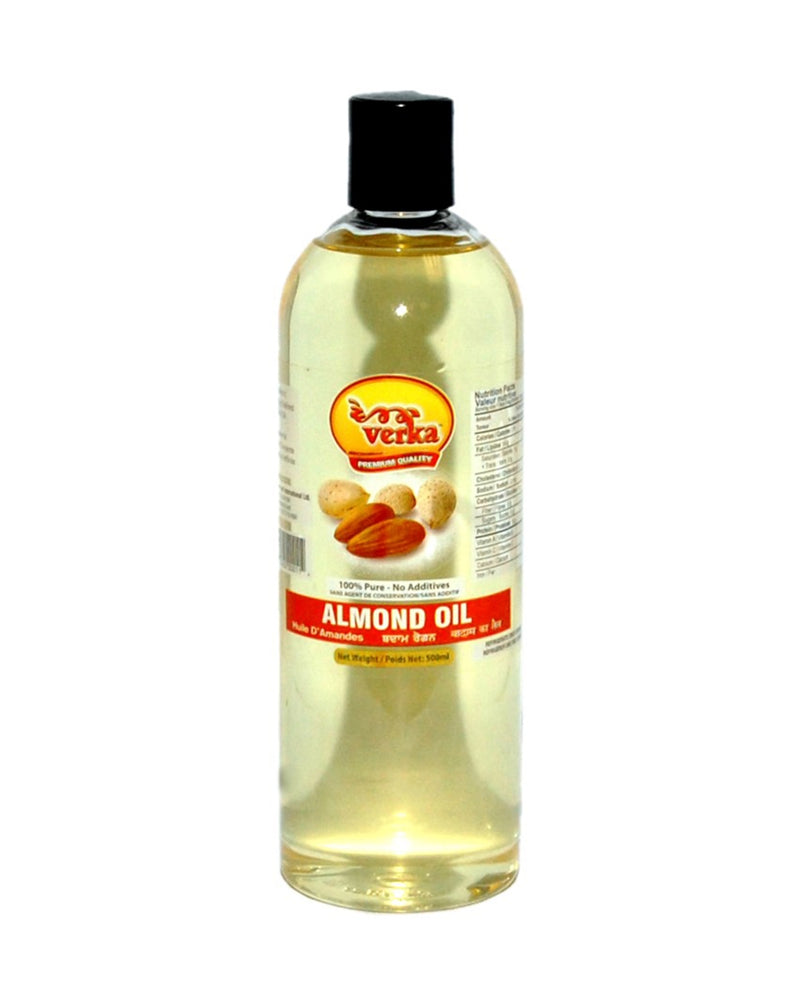 Indian Grocery eStore - Express Cart - Snacks - Verka Almond Oil