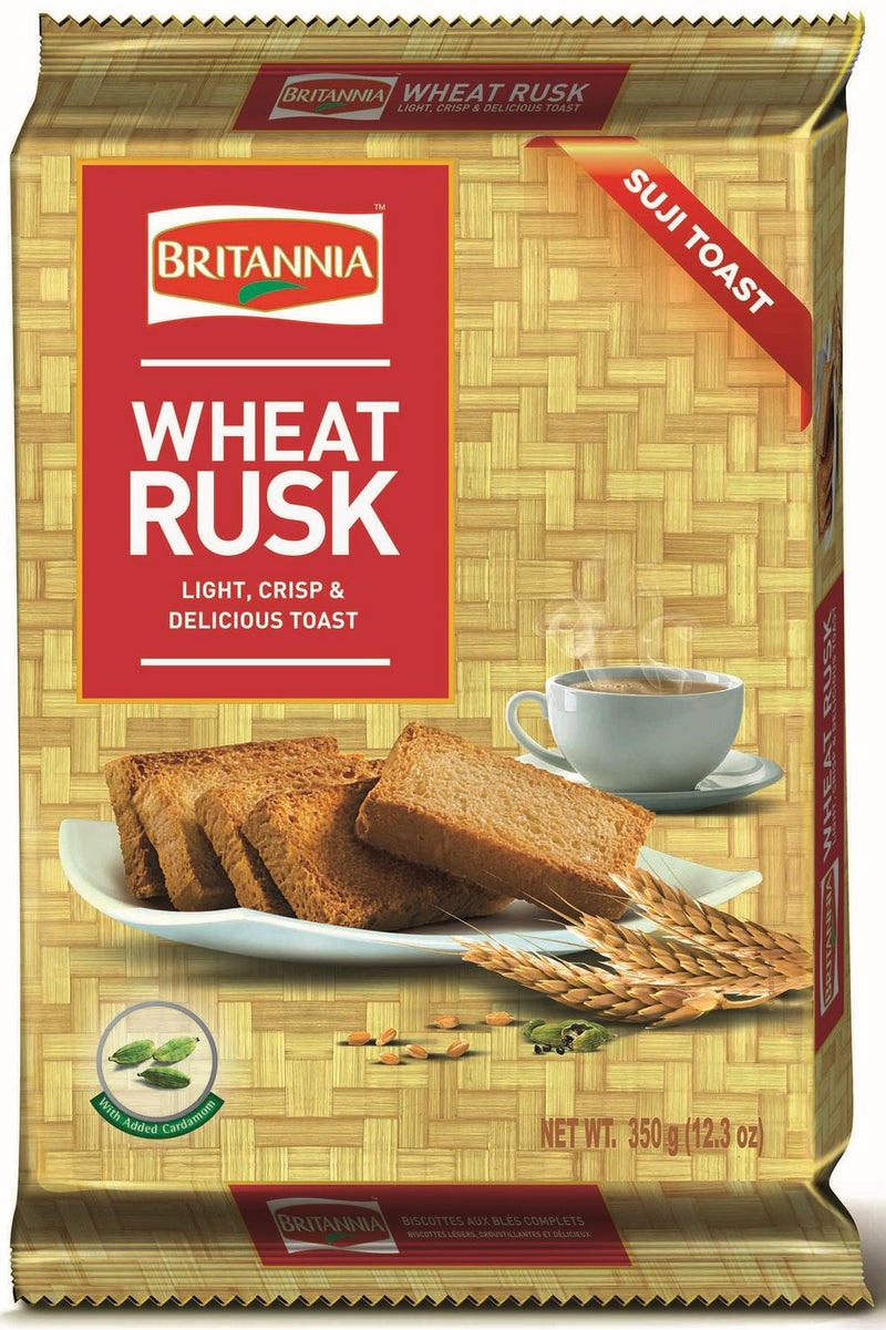 Britannia Sooji Toast | Indian Grocery Store | Express Cart