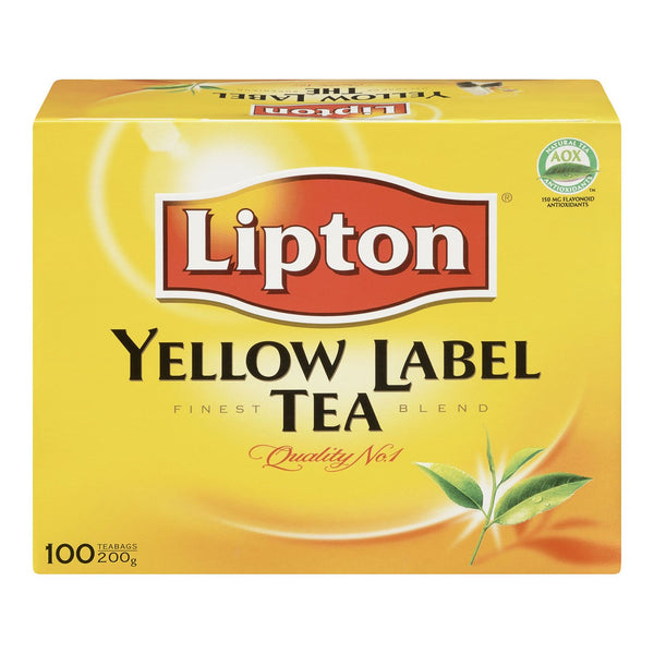 Yellow Label Tea | Express Cart | Indian Grocery Store
