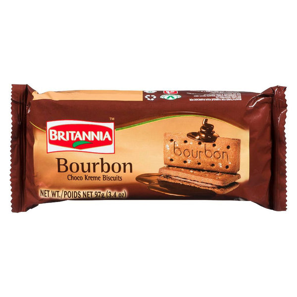 Indian Grocery eStore - Express Cart - Snacks - Bourbon Cream Treat