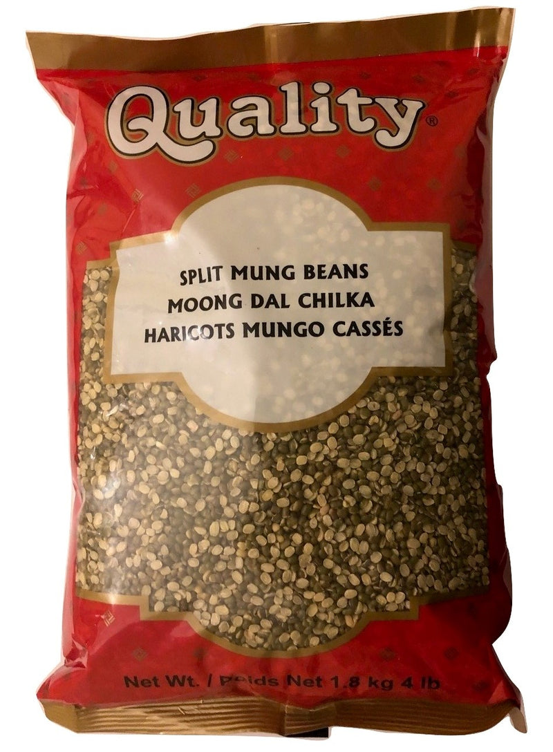 Quality Beans Moong Dal Split