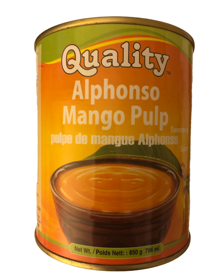 Alphonso Mango Pulp - Express Cart - Indian Grocery Store