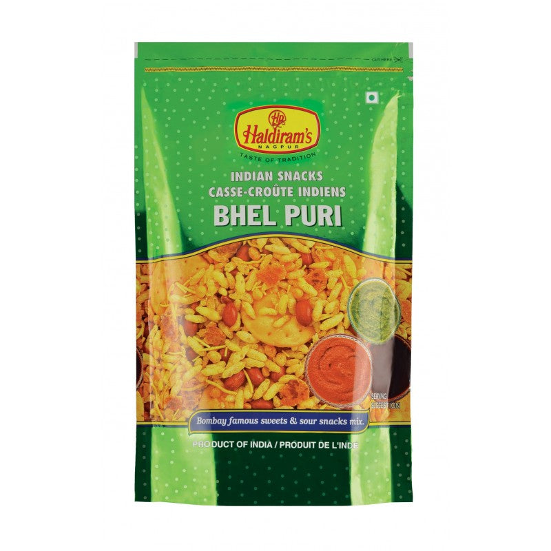 Indian Grocery eStore - Express Cart - Snacks - Haldiram Bhel puri