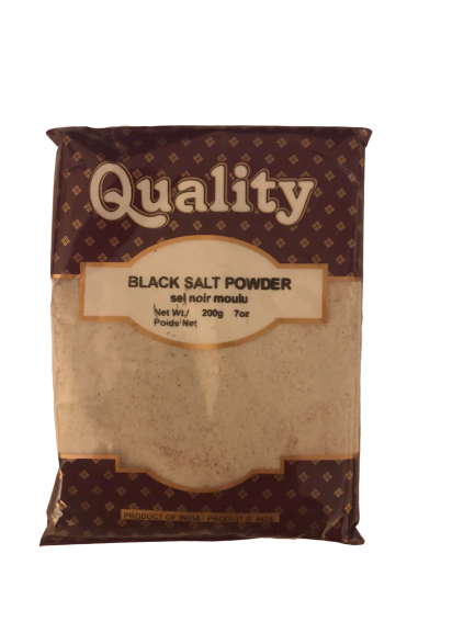 Indian Grocery eStore - Express Cart - Black Salt Powder