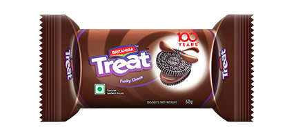 Indian Grocery eStore - Express Cart - BR  Choco Cream Treat