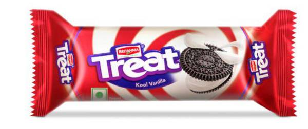 Indian Grocery eStore - Express Cart - Britannia Kool Vanilla Cream Treat