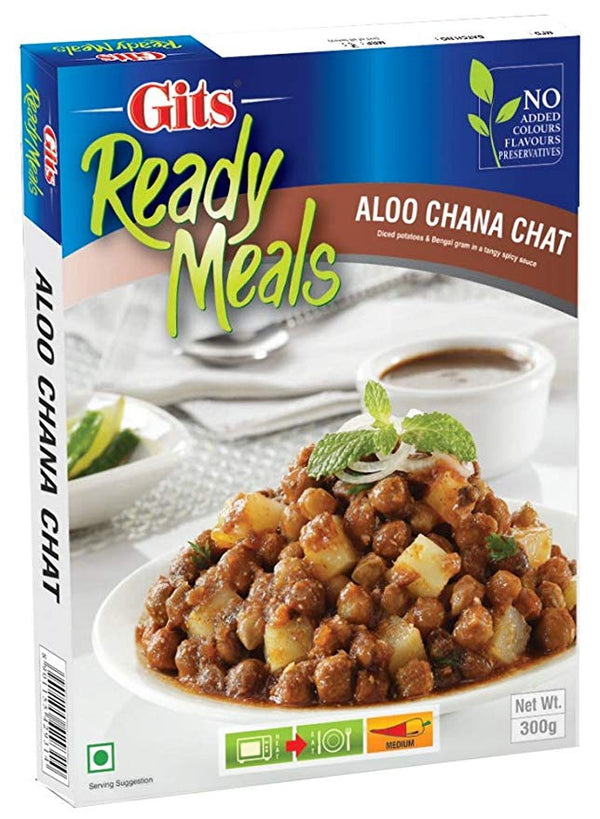 Indian Grocery eStore - Express Cart - Gits Aalo Chana Chat