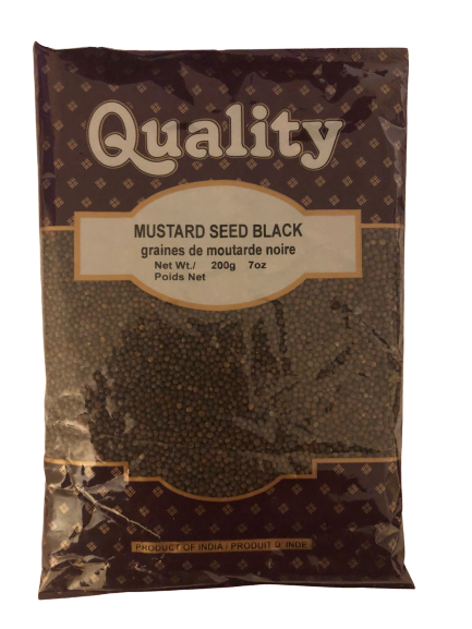 Indian Grocery eStore - Express Cart -  Mustard Seed Black