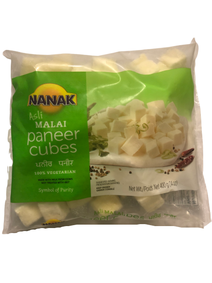 Nanak Raw Paneer Cubes | Indian Grocery Store | Express Cart
