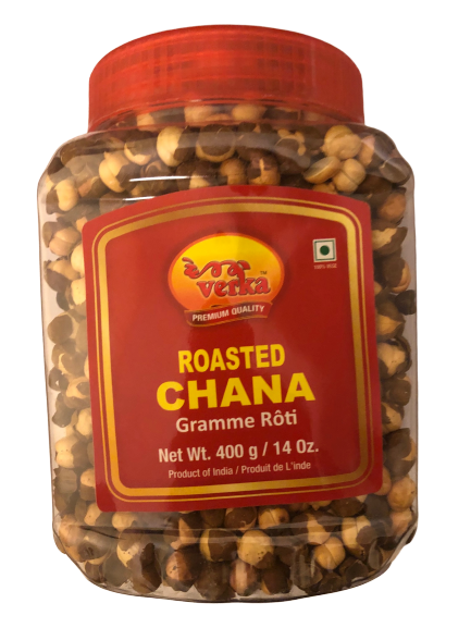 Indian Grocery eStore - Express Cart - Roasted Chana with Skin