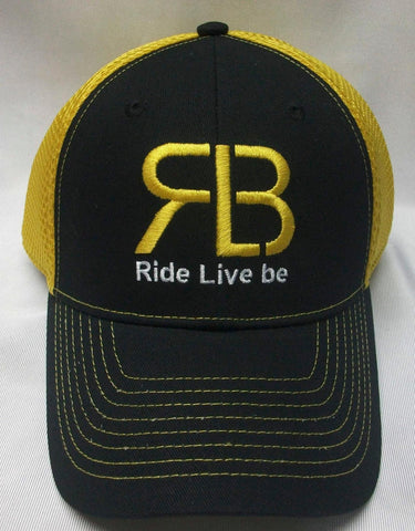 RLB Stretch Mesh Hat