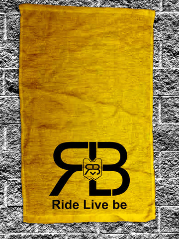 Ride Live be team Towel