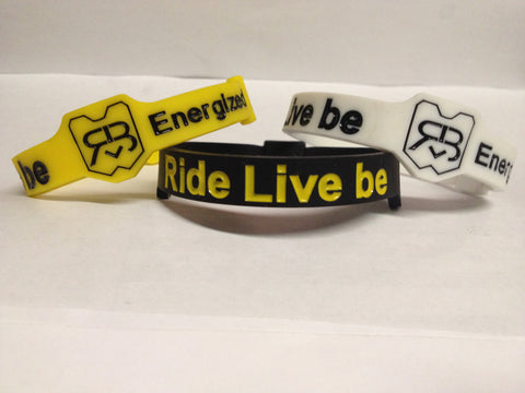 3 pack Ride Live be bands