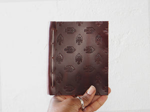 Leatherwork | How To Make a Leather A6 Notebook Virtual Workshop