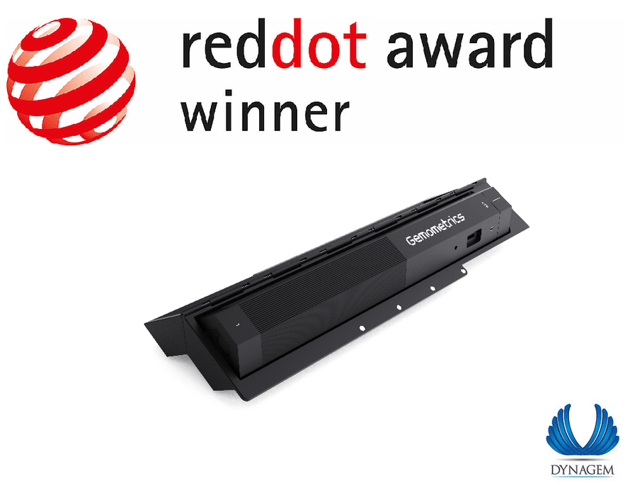 GemPen Wins Prestigious Red Dot Design Award