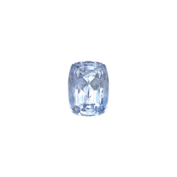 7.48ct Mauve Octagon Cut Sapphire Certified Unheated and of Sri Lankan Origin 12x9mm