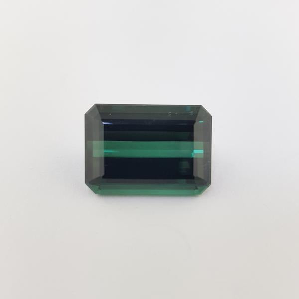 18.71ct Octagon Cut Tourmaline 18x13mm