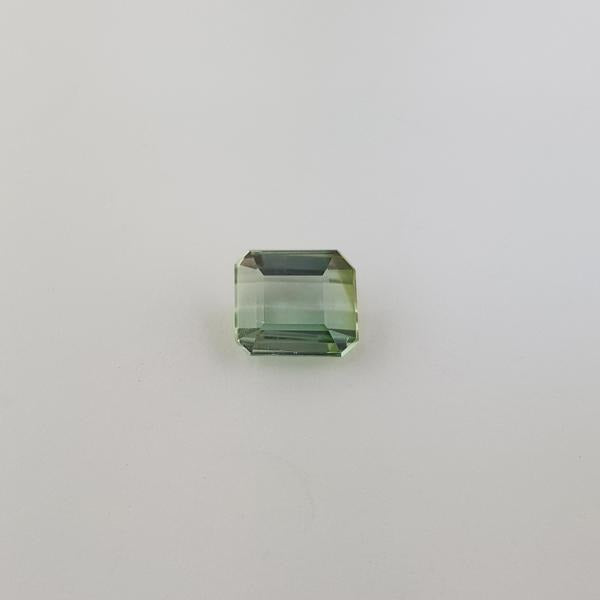2.94ct Octagon Cut Tourmaline 8.4x7.3mm