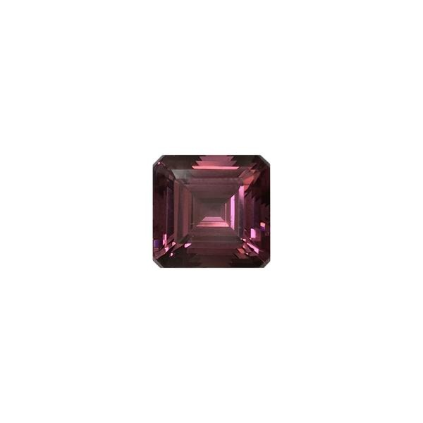 4.79ct Square Octagon Cut Pinkish Purple Spinel 9mm