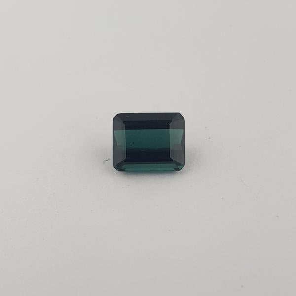 2.41ct Octagon Cut Tourmaline 8.2x6.7mm
