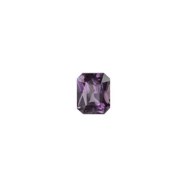 1.17ct Octagon Cut Purple Spinel