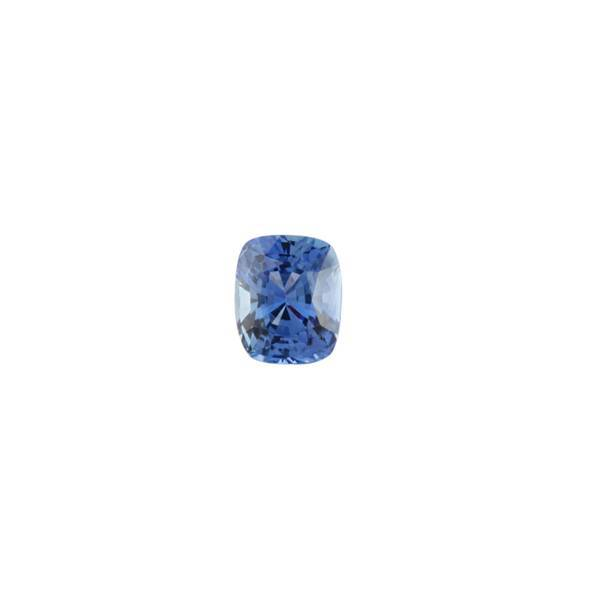 0.70ct Cushion Cut Sapphire 5.2x4.3mm
