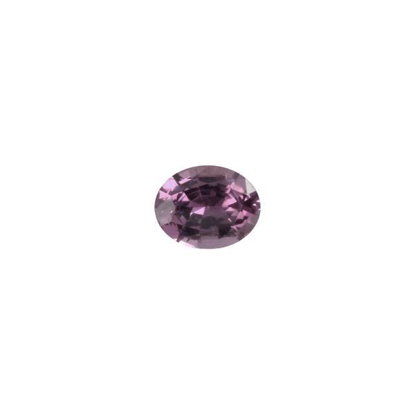 1.84ct Oval Mauve Spinel 8.8x7.1mm